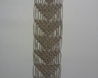 Wall Hanging Macrame (HEMP)