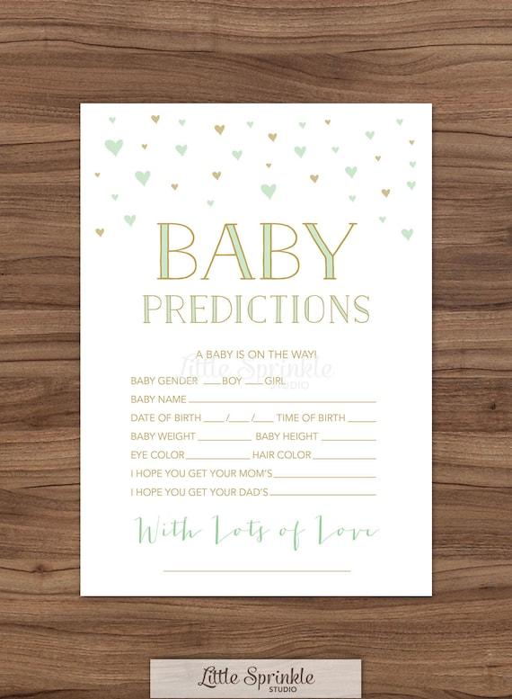 Baby Sex Predictions 99