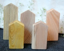 Wood Houses/ Wooden Toy Blocks/ Eco Toy/Education Toys/ Home Decoration/ Kids Room Decor/ Wood Craft Ideas