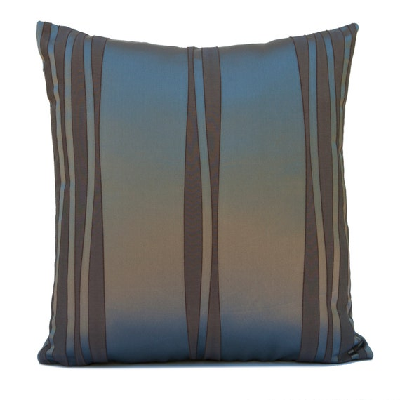 grey and brown pillow throw pillow cover decorative pillow. Black Bedroom Furniture Sets. Home Design Ideas