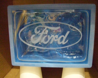 ford glass block
