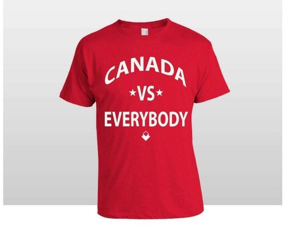 red canada shirt images