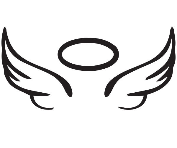 Angel Wings And Halo Images | www.imgkid.com - The Image ...
