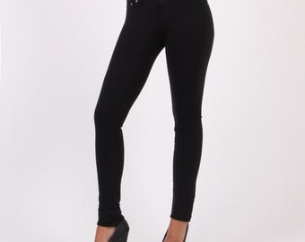 Basic Black Brazillian Pants