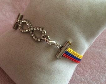 Colombian bracelet