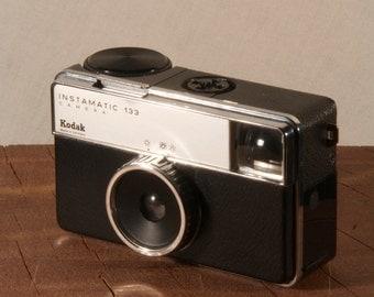 Kodak Eastman, Instamatic 133 vintage camera.