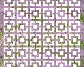 Lavender Print Lavender Art Lavender Art Print Purple Art Purple Print Purple Art Geometric Print Geometric Art Purple Abstract Print