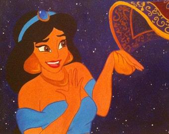Jasmine Painting