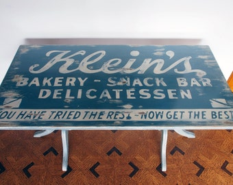 Kleins Snack Bar - Coffe Table / coffee table