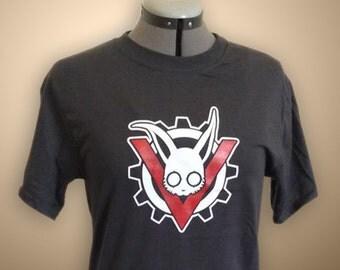 The Velveteen Band T-Shirt SIZE Medium - M
