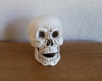 Ceramic Small Skull (#224)