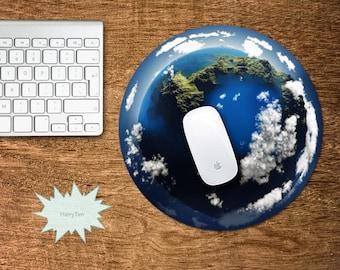 3D earth Mouse pad mouse mat mouse pads 3d mousepad