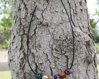 Percy Jackson Camp Half Blood Necklace