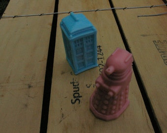 Doctor Who Soaps