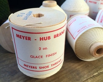 2 oz Spool of Shoe Thread
