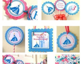 Cinderella Party Package