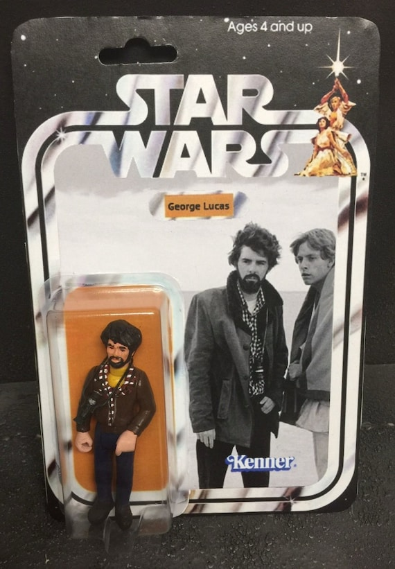 Young george lucas star wars