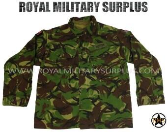 Combat S95 Shirt Vintage - UK/British Army Camouflage - DPM (Woodland)