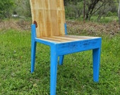 Items Similar To Pallet Chair Reclaimed Wood Chair
