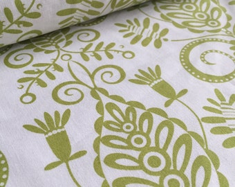Tonal Doozie GRASS from Whimsy by Pillow and Maxfield for Michael Miller Fabric