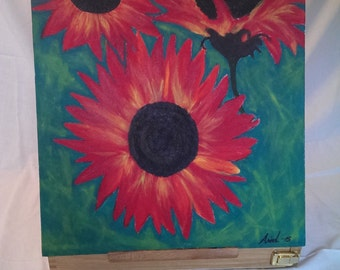 Red Sunflower Day
