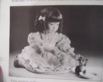 Danbury Mint Margaret doll