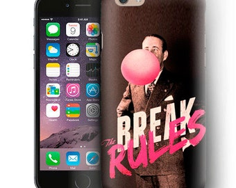 Break The Rules iPhone Case For iPhone 6 Plus Case,iPhone 6 Case,iPhone 5/5s Case,iPhone 5C Case,iPhone 4/4s Case,iPod Touch 5 Case