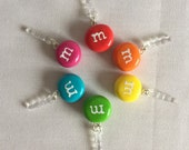 SALE Candy phone charms  set of 6!