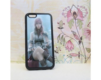 Final Fantasy #1 - Rubber iPhone Case