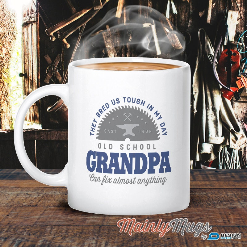 Grandpa Gift Cool Grandpa Grandpa Mug Birthday Gift For