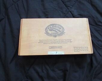 Padrón Cigar Box