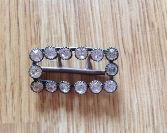 Antique French buckle