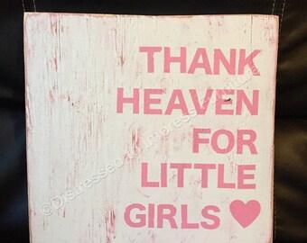 Girls Room Sign