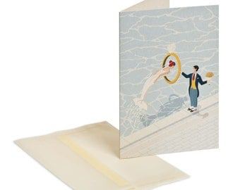 Will you marry me - Valentine card