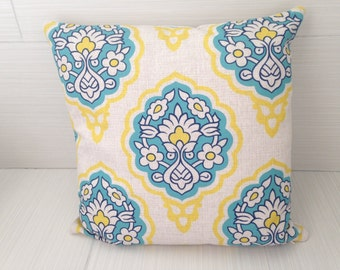 Morocan Flower Pillow Cover *ON SALE