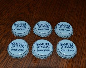 Samuel Adams Cold Snap Beer Cap Magnets