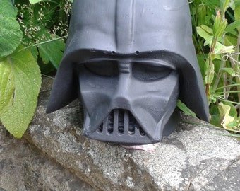 Darth Vader  concrete garden ornametn