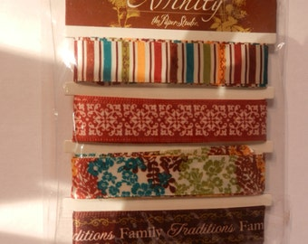 The Paper Studio - Affinity Family Ribbon
