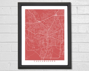 home decor stores in tallahassee tallahassee map etsy 12552