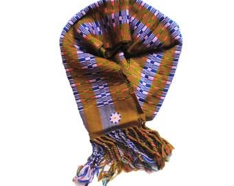 Handmade Bhutanese Scarf