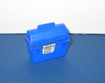 Vintage 1980s Topps Candy Container Lunchbox