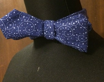 The Blue Ivy Bow Tie