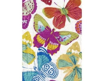 Paper Guest Towels - Butterfly Paper Napkins for Decoupage