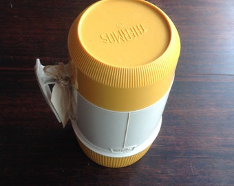 Awesome vintage thermos!