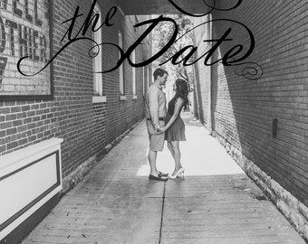 Save the Dates - Wedding Save the Dates