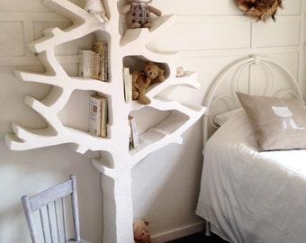 childrens toyshelf//tree//modern shelf