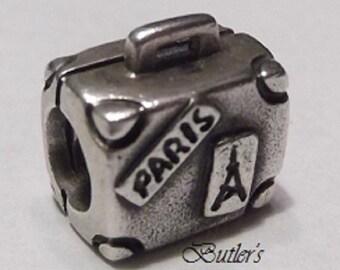 Authentic Pandora Suitcase Charm # 790362