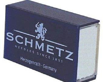 Schmetz Microtex Sharp Needles 16/100 100 Bulk Pack