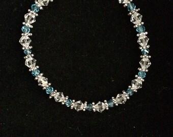 Bicone bracelet