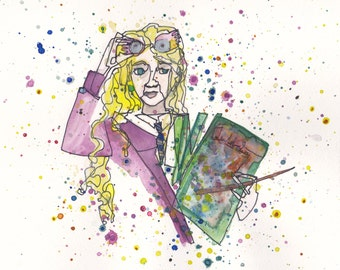 Luna Lovegood PRINTS